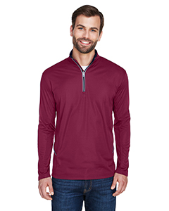 8230 UltraClub Men s Cool   Dry Sport Quarter-Zip Pullover c0c4eb8b994a