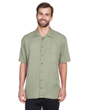 8980 UltraClub Men's Cabana Breeze Camp Shirt